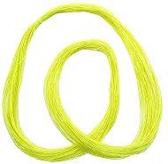 Синтетичен шнур - зелен електрик - Дължина 90 m