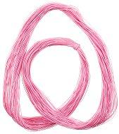 Синтетичен шнур - розов