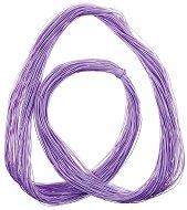 Синтетичен шнур - лилав - Дължина 90 m