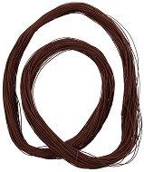 Синтетичен шнур - кафяв - Дължина 90 m