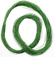 Синтетичен шнур - зелен - Дължина 90 m