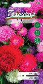 """Семена от ниска Астра - микс от цветове - Опаковка от 1 g от серия """"Градинар: Цветя"""""""