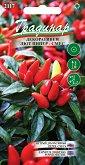 """Семена от декоративен лют пипер - микс от цветове - Опаковка от 10 семена от серия """"Градинар: Цветя"""""""