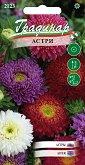 """Семена от Астра Принцес - микс от цветове - Опаковка от 15 g от серия """"Градинар: Цветя"""""""