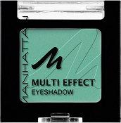 Manhattan Multi Effect Eyeshadow - Едноцветни сенки за очи -