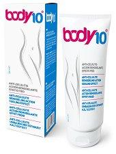 """Антицелулитен крем за тяло с охлаждащо действие - От серията """"Body 10"""" -"""