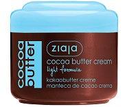 """Крем за лице лека формула с какаово масло - От серията """"Cocoa butter"""" -"""