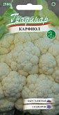 """Семена от Карфиол Снежна топка - Опаковка от 1 g от серия """"Градинар: Зеленчуци"""""""