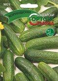 """Семена от Корнишон Пиклинг - Опаковка от 2 g от серия """"Български сортове семена: Зеленчуци"""""""