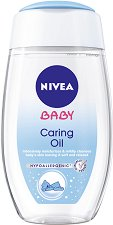 Nivea Baby Caring Oil - лосион