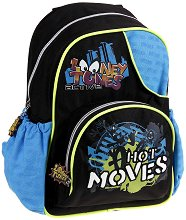 Детска раница - Looney Tunes Hot Moves -
