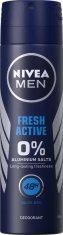 """Nivea Men Fresh Active Anti-Perspirant - Дезодорант за мъже против изпотяване от серията """"Fresh Active"""" - продукт"""