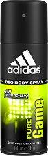 """Дезодорант за мъже - От серията """"Adidas Men Pure Game"""" - парфюм"""