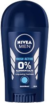 Nivea Men Fresh Active Stick Deodorant - спирала