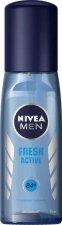"Nivea Men Fresh Active Pump Spray Deodorant - Спрей дезодорант за мъже от серията ""Fresh Active"" - дезодорант"