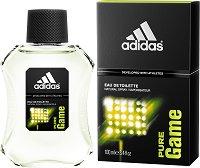 Adidas Men Pure Game EDT -