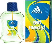 Adidas Men Get Ready EDT - Парфюм за мъже -
