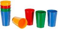 Чаши - Комплект от 8 броя - играчка