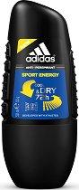 """Ролон против изпотяване за мъже - От серията """"Adidas Men Sport Energy"""" -"""