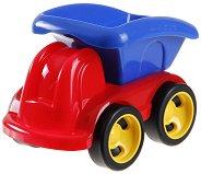 Самосвал - Пластмасова количка -
