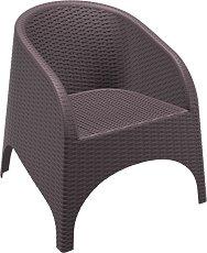 Кресло - Аруба - Имитация на ратан