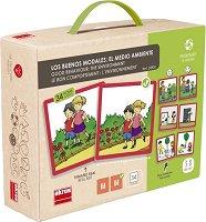 Доброто поведение: Околната среда - Образователна игра -