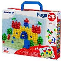 Мозайка - Комплект от 240 броя - играчка
