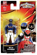 "Blue Ranger - Играчка от серията ""Power Rangers Megaforce"" - играчка"