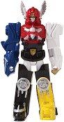 """Red Ranger с подвижна броня на Megazord - Играчка от серията """"Power Rangers Megaforce"""" -"""
