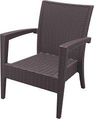 Кресло - Маями - Имитация на ратан