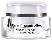 """UV гел за френски маникюр - розов - Разфасовки от 5 ÷ 30 ml от серията """"Emmi - Nail Studioline"""" -"""