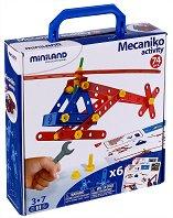 Детски конструктор - Mecaniko Activity - играчка