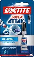 Универсално секундно лепило - Super Attak - продукт