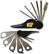 Джобни инструменти за велосипед - 18 броя