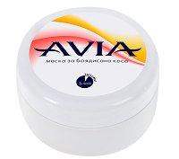 Маска за боядисана коса с масло от жожоба - продукт