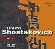 Дмитрий Шостакович - Симфонии Vol. 2 -