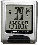 Безжичен велокомпютър - Union-Pro14W - Аксесоар за велосипед