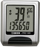 Безжичен велокомпютър - Union-Pro14W