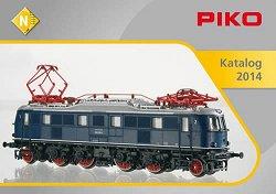 Каталог - Piko 2014 - За модели в мащаб N - макет