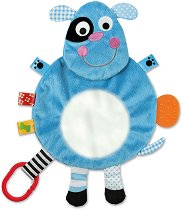 """Кученце - Мека играчка за бебешко креватче или количка от серията """"Snuggle Pal"""" -"""