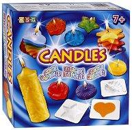 Направи сам ароматни свещи  - Творчески комплект - играчка