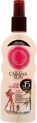 Cabana Tropical - Слънцезащитен лосион спрей - продукт