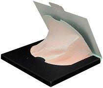 Beauty Made Easy Oil Blotting Sheets - Матиращи листчета за лице в опаковка от 80 броя - душ гел