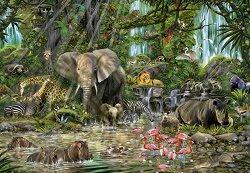 Африканска джунгла -