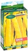 Семена от жълт нисък фасул - Опаковка от 120 g