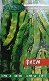 Семена от зелен вейков Фасул - Опаковка от 130 g