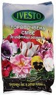 Торопочвена смес за цъфтящи растения - Разфасовка от 5 и 10 l