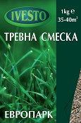 Професионална тревна смеска за паркове - Разфасовки от 700 g, 1 и 10 kg