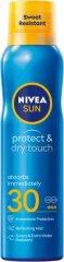 "Nivea Sun Protect & Refresh Spray - Охлаждащ слънцезащитен спрей от серията ""Sun"" - шампоан"