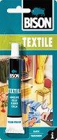 Прозрачно лепило за текстил - Bison Textile -